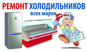 Ремонт холодильников СПб